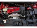2021 Civic Type R 2.0 Liter Turbocharged DOHC 16-Valve i-VTEC 4 Cylinder Engine