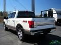 2020 Star White Ford F150 King Ranch SuperCrew 4x4  photo #3