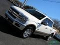 2020 Star White Ford F150 King Ranch SuperCrew 4x4  photo #29