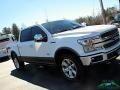 2020 Star White Ford F150 King Ranch SuperCrew 4x4  photo #30