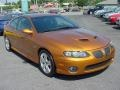 Brazen Orange Metallic - GTO Coupe Photo No. 1