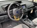 Gray Dashboard Photo for 2021 Subaru Crosstrek #141364305