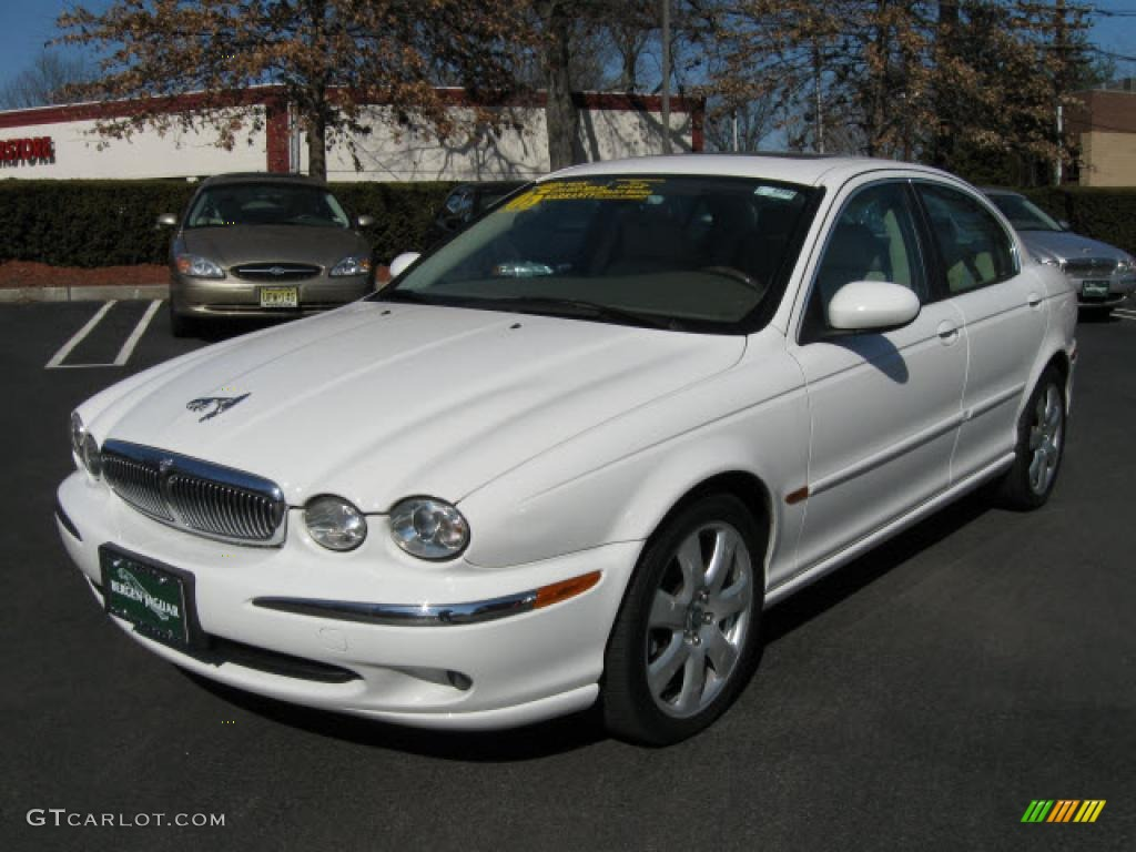 2005 white onyx jaguar x type 3 0 14108383 car color galleries. Black Bedroom Furniture Sets. Home Design Ideas
