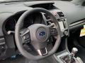Carbon Black Steering Wheel Photo for 2020 Subaru WRX #141373239