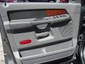2006 Mineral Gray Metallic Dodge Ram 1500 Big Horn Edition Quad Cab 4x4  photo #22