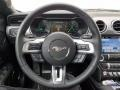 Ebony Steering Wheel Photo for 2019 Ford Mustang #141455555