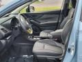 Gray Front Seat Photo for 2021 Subaru Crosstrek #141637830