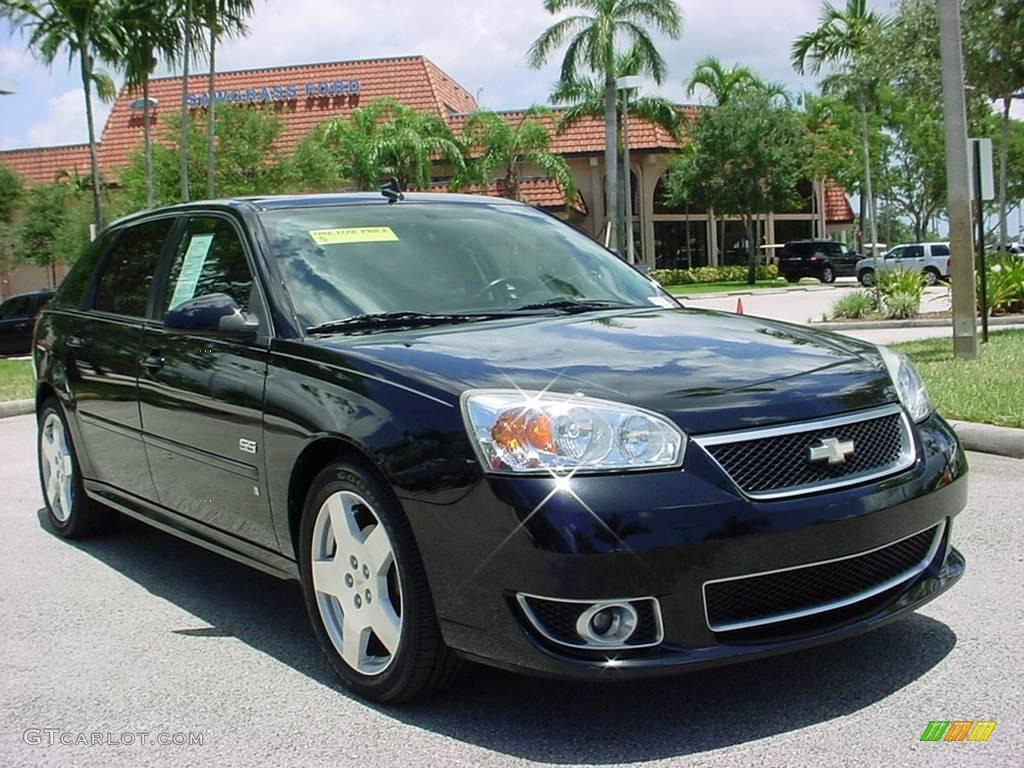 2006 black chevrolet malibu maxx ss wagon 14151451 car color galleries. Black Bedroom Furniture Sets. Home Design Ideas