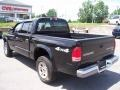 2004 Black Dodge Dakota SLT Quad Cab 4x4  photo #8
