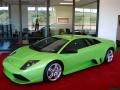 Verde Ithaca (Green) - Murcielago LP640 Coupe Photo No. 1