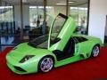 Verde Ithaca (Green) - Murcielago LP640 Coupe Photo No. 3