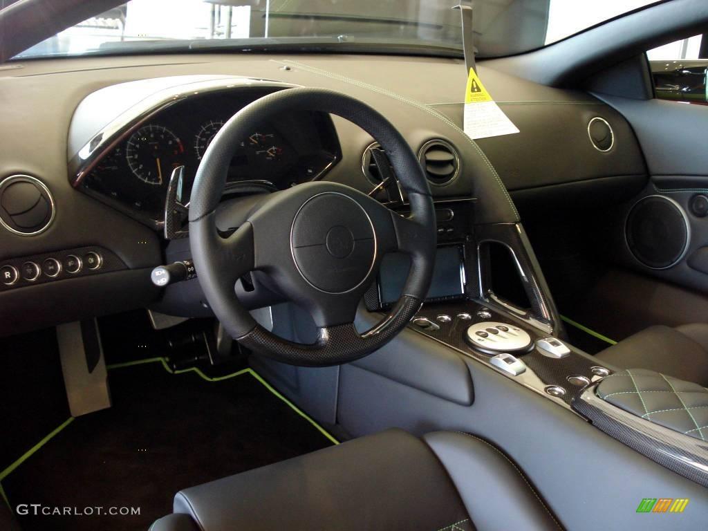 2009 Lamborghini Murcielago Lp640 Coupe Nero Perseus Dashboard Photo