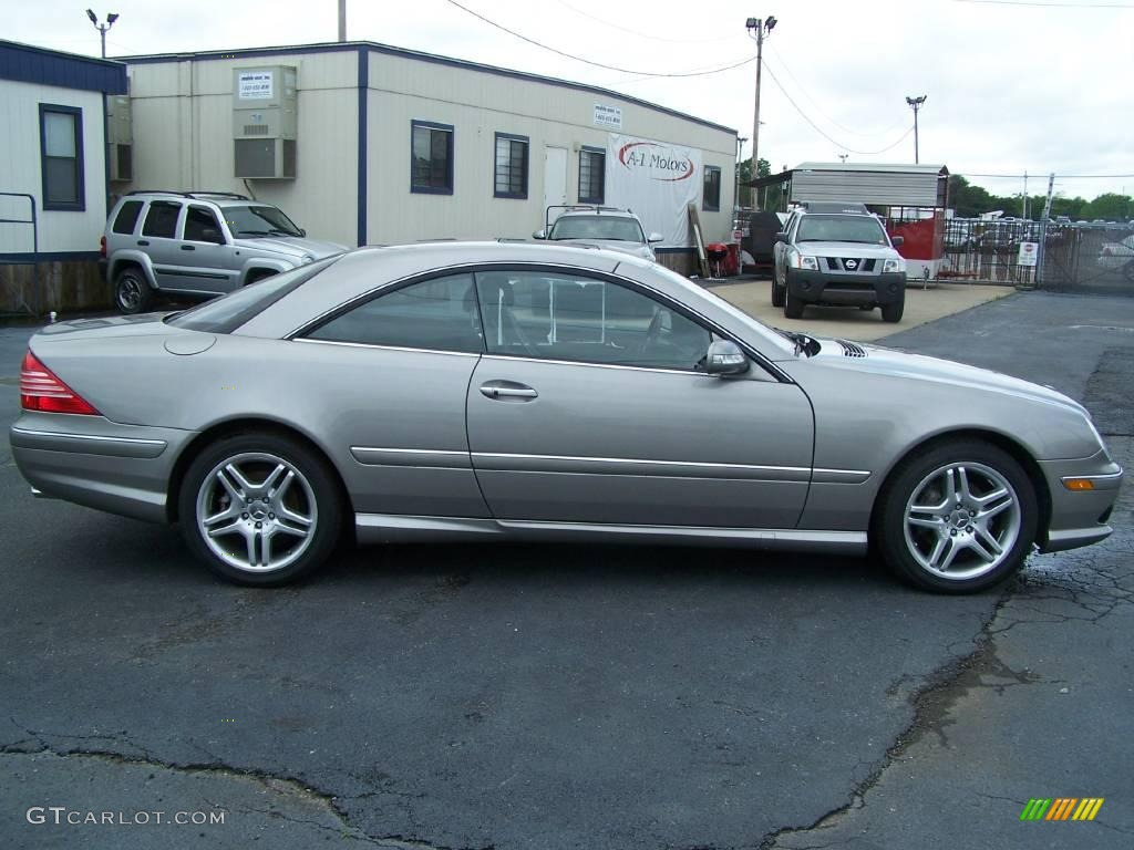 2006 pewter metallic mercedes benz cl 500 14161790 photo for 2006 mercedes benz cl500