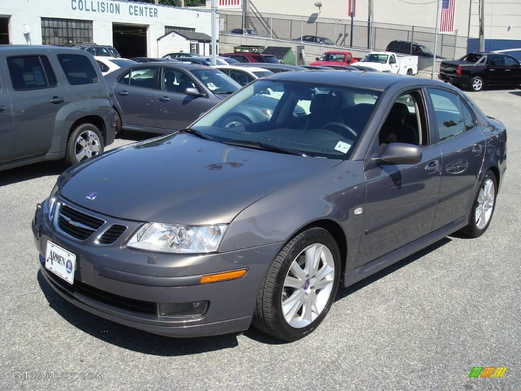 2007 smoke beige metallic saab 9 3 2 0t sport sedan. Black Bedroom Furniture Sets. Home Design Ideas