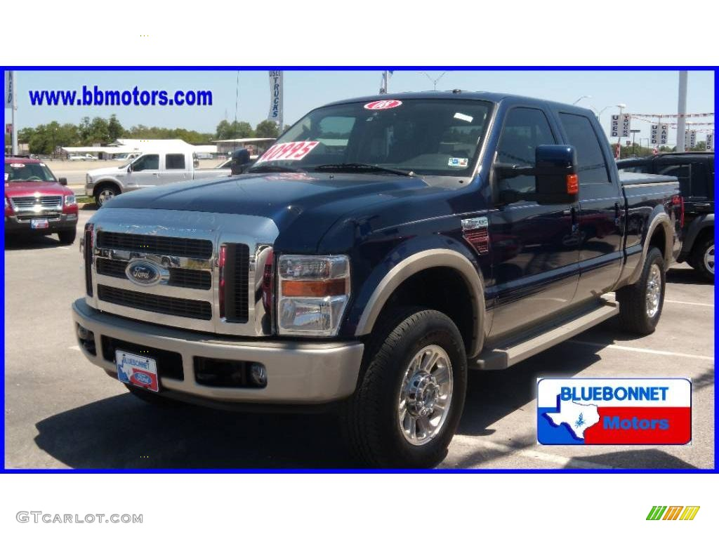 2008 f250 king ranch colors
