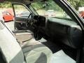 2006 Graystone Metallic Chevrolet Silverado 1500 Z71 Extended Cab 4x4  photo #7
