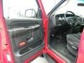 2002 Flame Red Dodge Ram 1500 SLT Quad Cab 4x4  photo #13