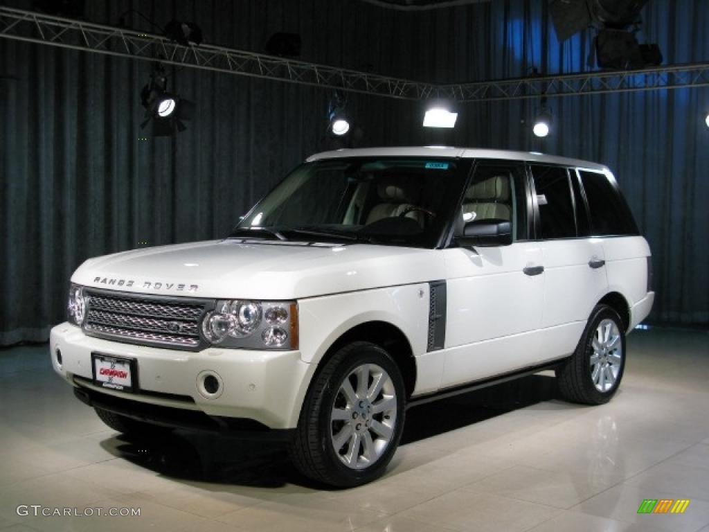 white range rovers autos post. Black Bedroom Furniture Sets. Home Design Ideas