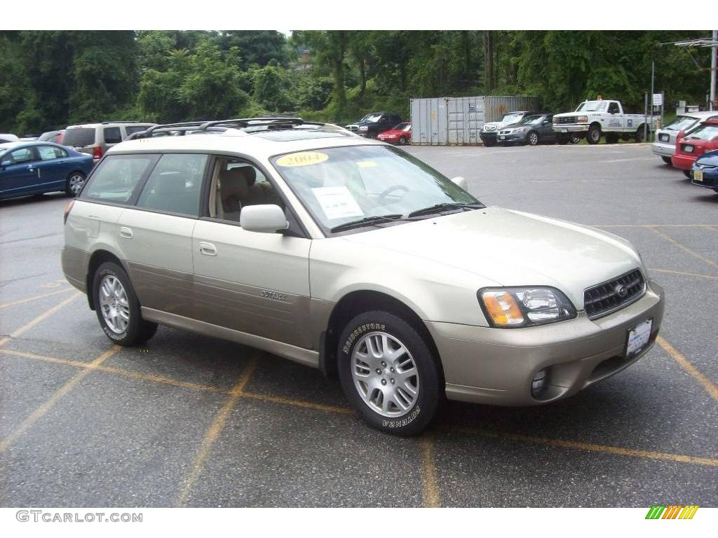 2004 champagne gold opal subaru outback limited wagon 14224621 champagne gold opal subaru outback vanachro Image collections
