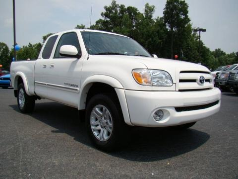 2005 Toyota Tundra Limited Access Cab 4x4 Data, Info and Specs