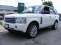 2007 Chawton White Land Rover Range Rover HSE  photo #1