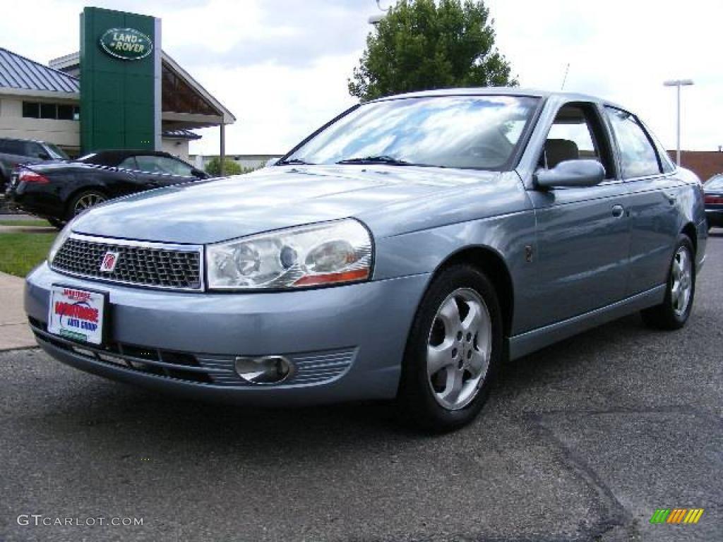 2003 silver blue saturn l series l200 sedan 14292813 gtcarlot 2003 l series l200 sedan silver blue light tan photo 1 vanachro Choice Image