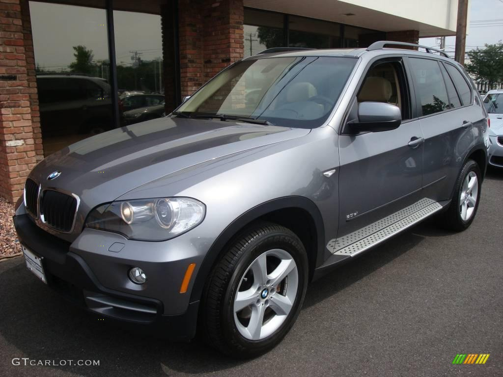2008 space grey metallic bmw x5 14357748 car color galleries. Black Bedroom Furniture Sets. Home Design Ideas