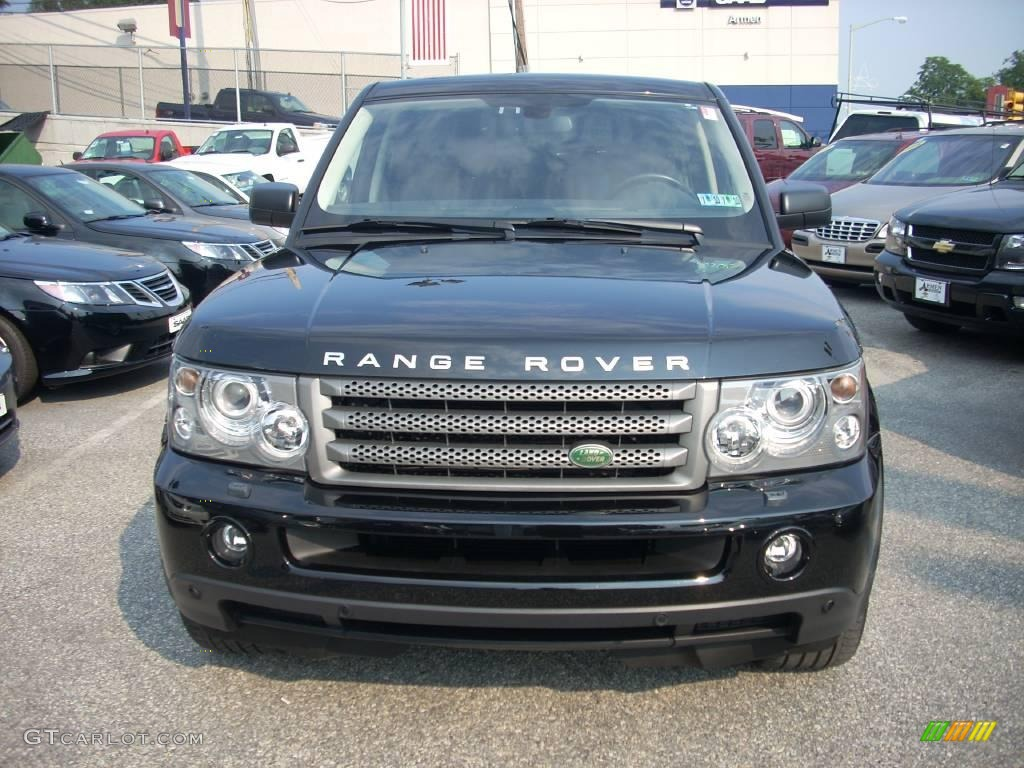2007 java black pearl land rover range rover sport hse 14363792 car color. Black Bedroom Furniture Sets. Home Design Ideas