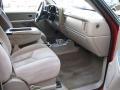 2005 Victory Red Chevrolet Silverado 1500 LS Crew Cab  photo #8
