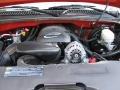 2005 Victory Red Chevrolet Silverado 1500 LS Crew Cab  photo #15