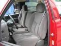 2006 Victory Red Chevrolet Silverado 1500 LT Regular Cab 4x4  photo #8