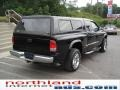 2004 Black Dodge Dakota SLT Club Cab 4x4  photo #2