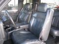 2002 Light Pewter Metallic Chevrolet Silverado 1500 LT Extended Cab 4x4  photo #7