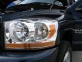 2006 Patriot Blue Pearl Dodge Ram 1500 Big Horn Edition Quad Cab 4x4  photo #3
