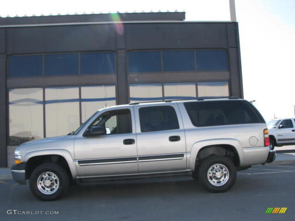 2005 Silver Birch Meta...2005 Chevy Suburban Interior Colors