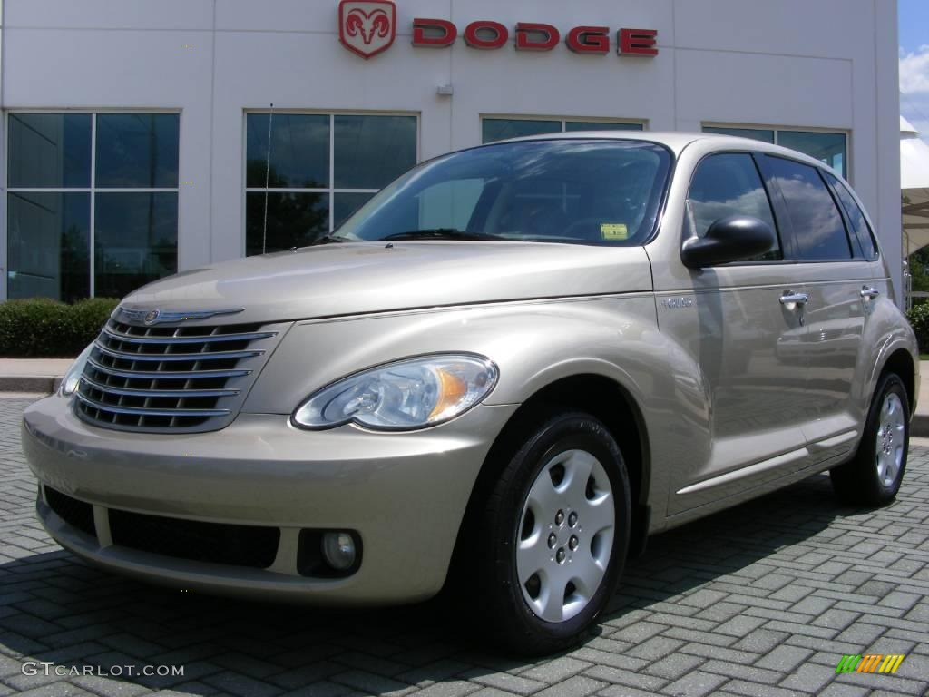 Linen Gold Metallic Pearl Chrysler Pt Cruiser
