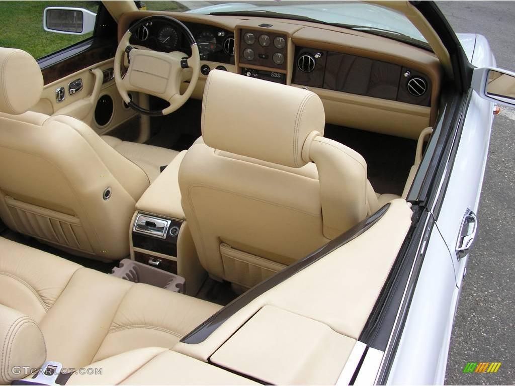 beige interior 1999 bentley azure standard azure model photo 14599799