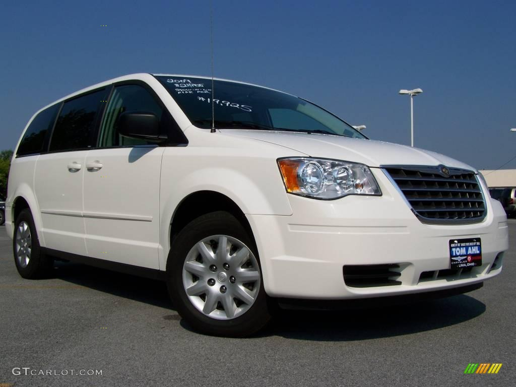 2009 stone white chrysler town country lx 14633648 car color galleries. Black Bedroom Furniture Sets. Home Design Ideas