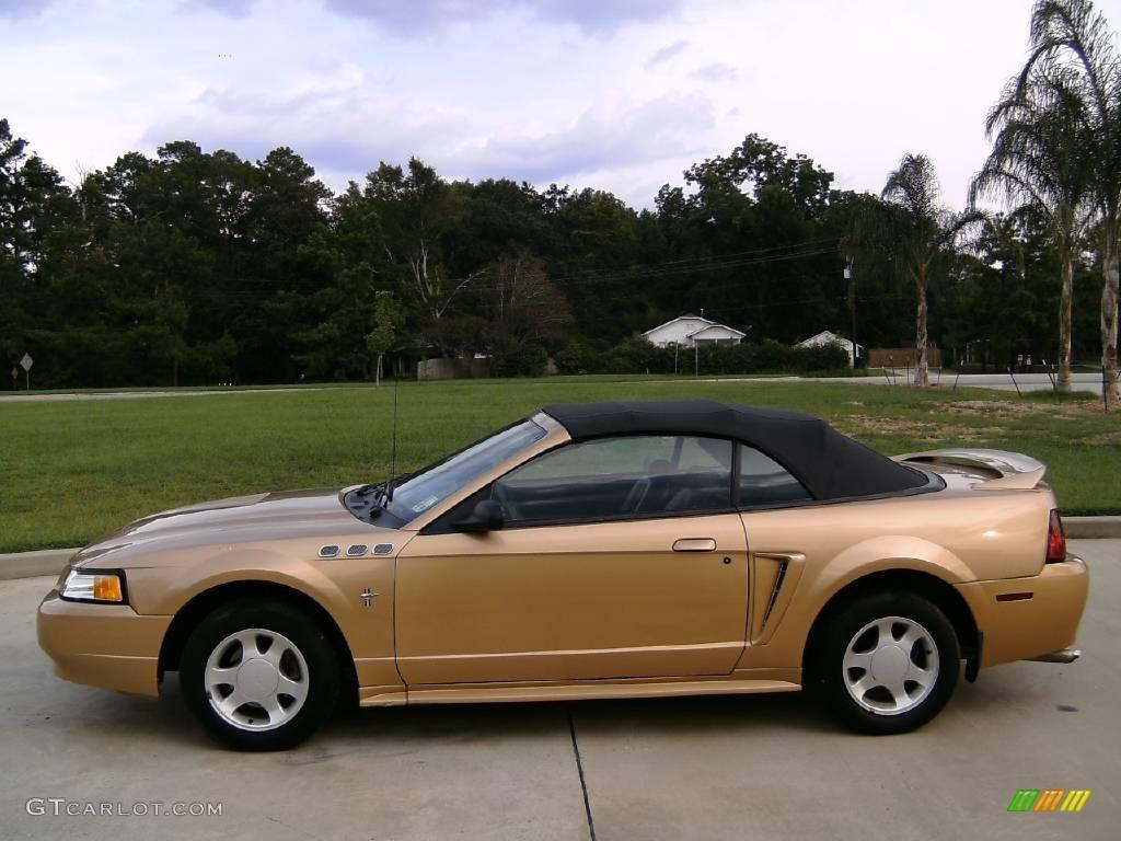 2000 mustang convertible