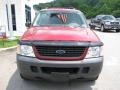 2003 Redfire Metallic Ford Explorer XLS 4x4  photo #4