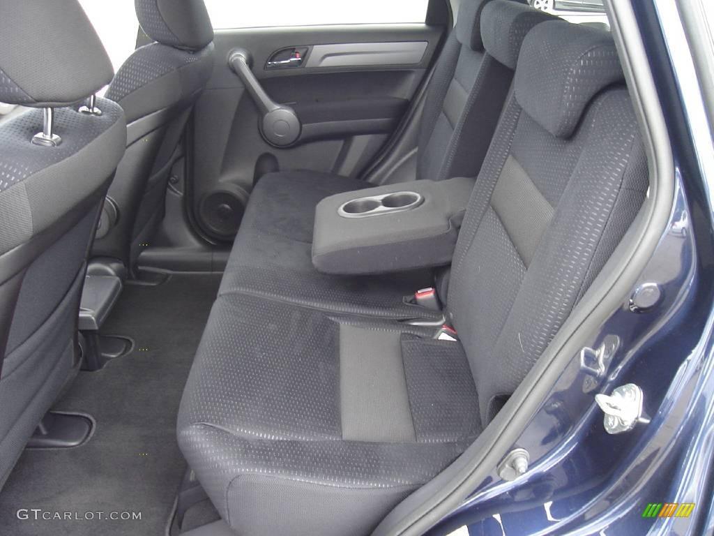 2008 CR-V EX 4WD - Royal Blue Pearl / Black photo #16