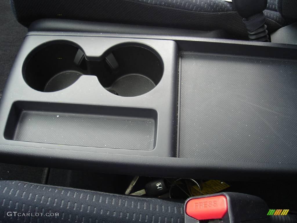 2008 CR-V EX 4WD - Royal Blue Pearl / Black photo #30