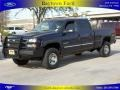 Dark Blue Metallic 2005 Chevrolet Silverado 2500HD Gallery