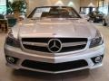 Silver Arrow Silver Metallic - SL 550 Silver Arrow Edition Roadster Photo No. 2