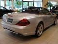 Silver Arrow Silver Metallic - SL 550 Silver Arrow Edition Roadster Photo No. 6