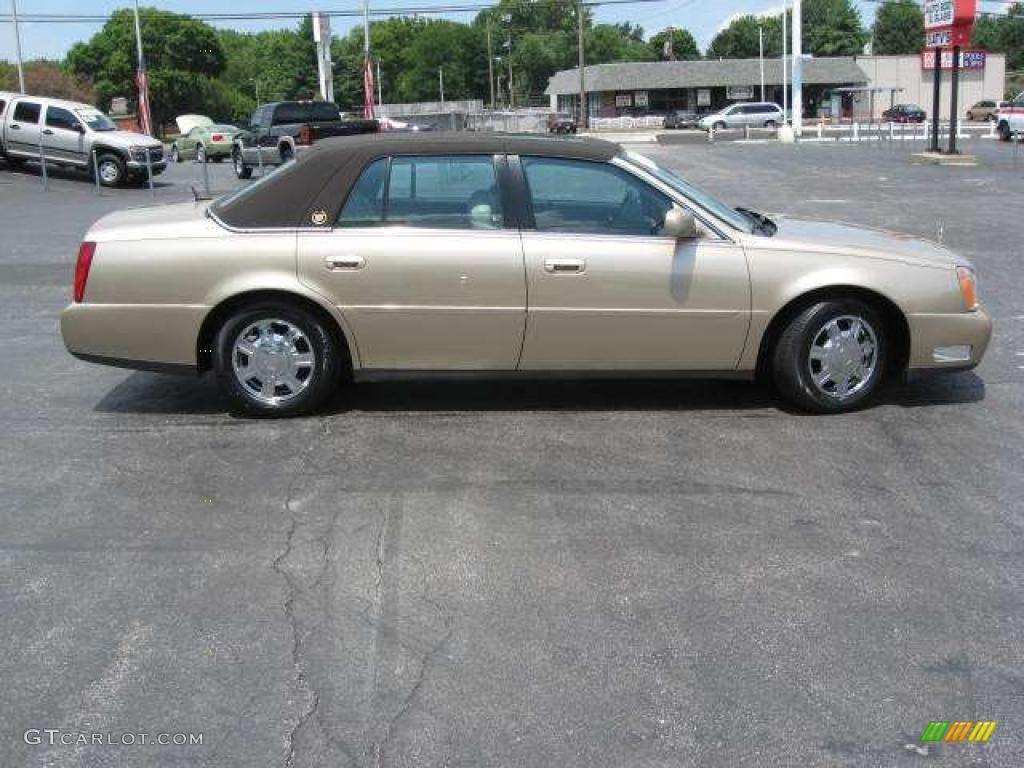2005 Light Cashmere Cadillac Deville Sedan 14720245 Car Color Galleries