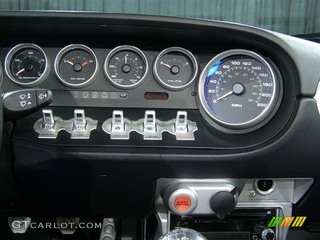 Ford Gt X Genaddi Edition Gauges Photo