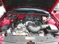 2006 Redfire Metallic Ford Mustang V6 Premium Coupe  photo #9