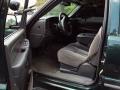 2005 Dark Green Metallic Chevrolet Silverado 1500 LS Crew Cab 4x4  photo #8