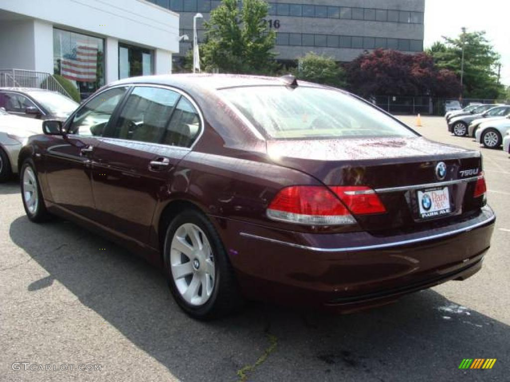 2008 7 Series 750Li Sedan